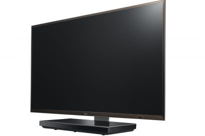 LG's LEX8 FULL LED TV with NANO Lighting Technology