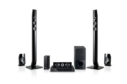 LG Home Theater model LHB976