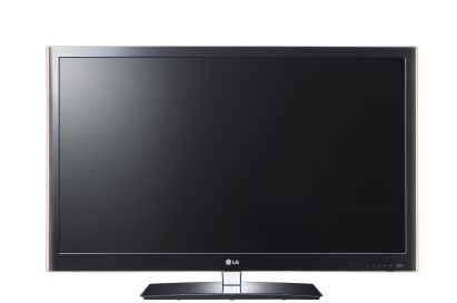 LG Full HD TV model LV5500 Front View