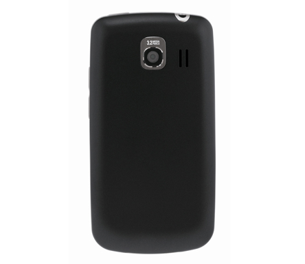 Rear view of the LG Vortex