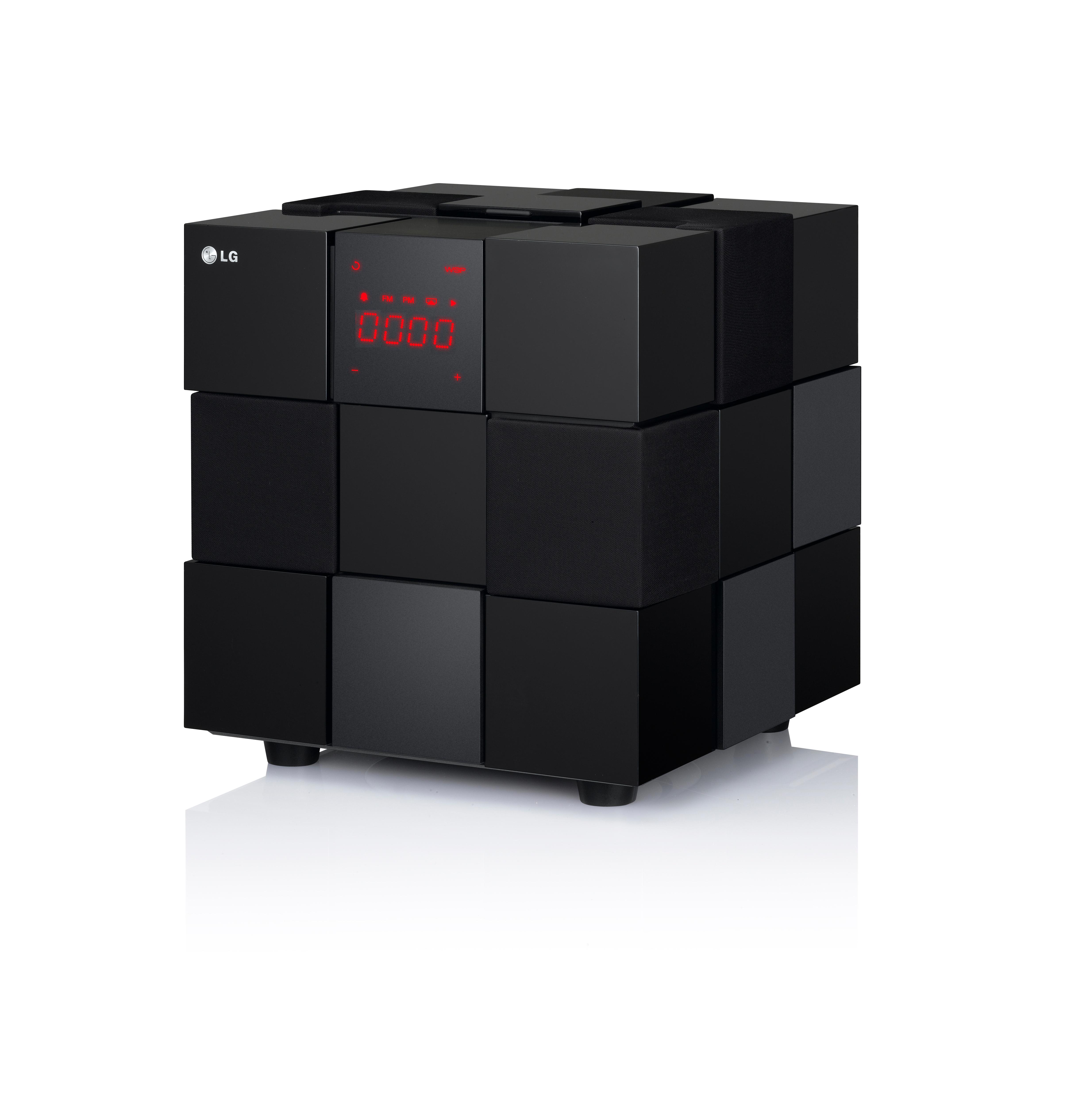 LG Docking Speaker model ND8520
