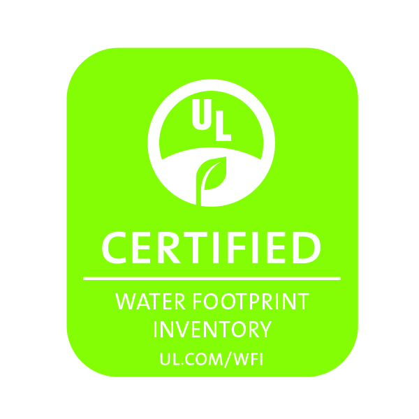 UL Environment certification logo