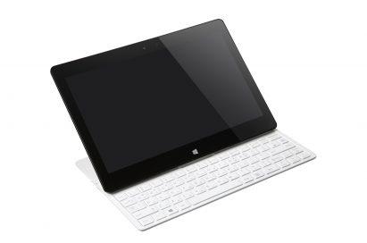 LG's second-generation Tab-Book 2 hybrid device model 11T540