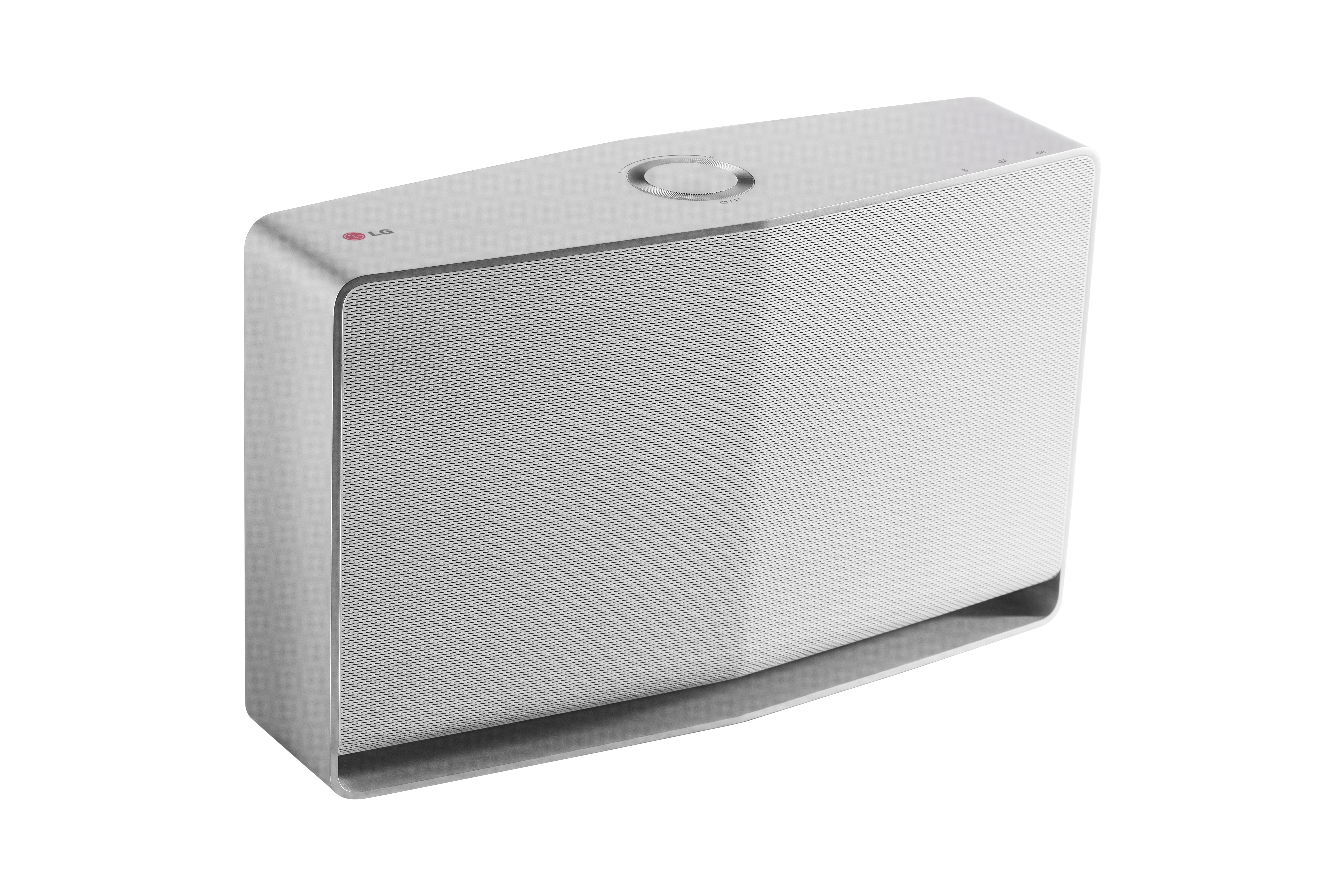 LG Wireless Audio System NP8740_Left-side View