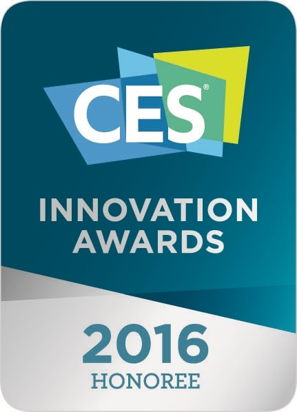 Logo of CES Innovation Awards 2016 – Honoree