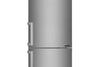 LG Centum System™ bottom-freezer refrigerator