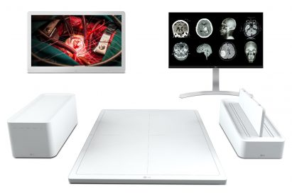 LG Surgical Monitor 8MP and Clinical-Review-Monitor DXD