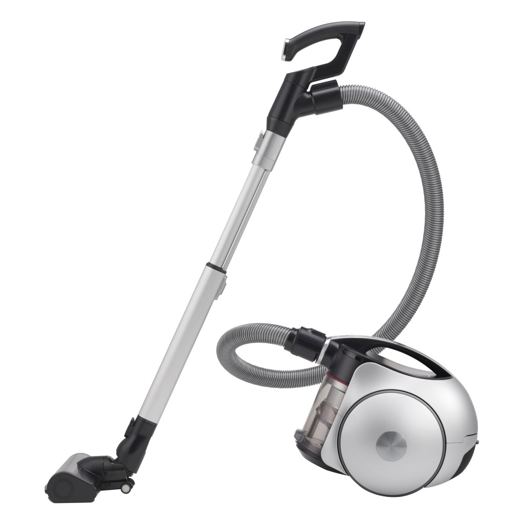 Side view of the LG CordZero™ Canister vacuum cleaner