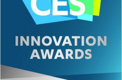 Logo of CES Innovation Awards 2018 – Honoree.