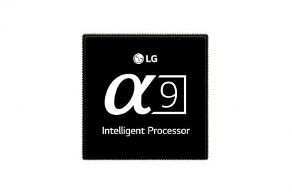The LG Alpha 9 Intelligent Processor