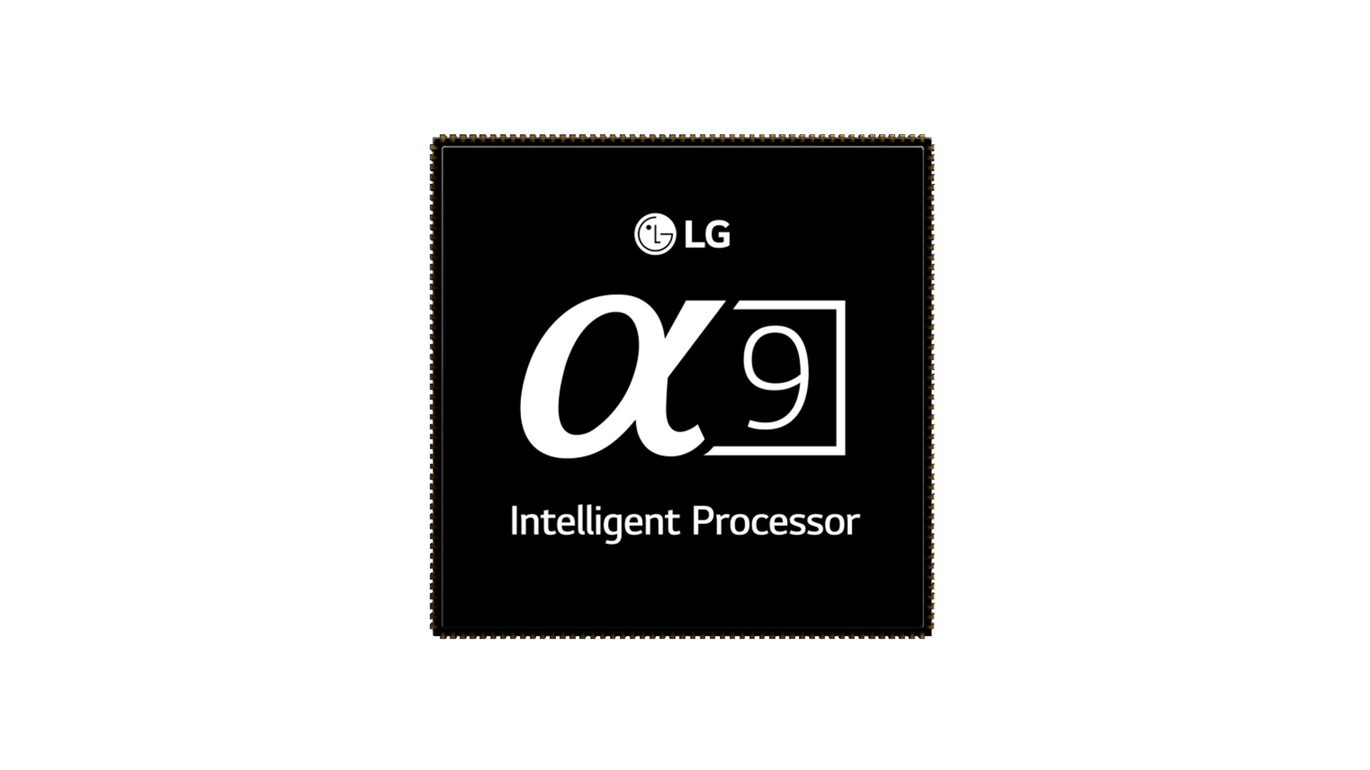 LG Alpha 9 Intelligent Processor