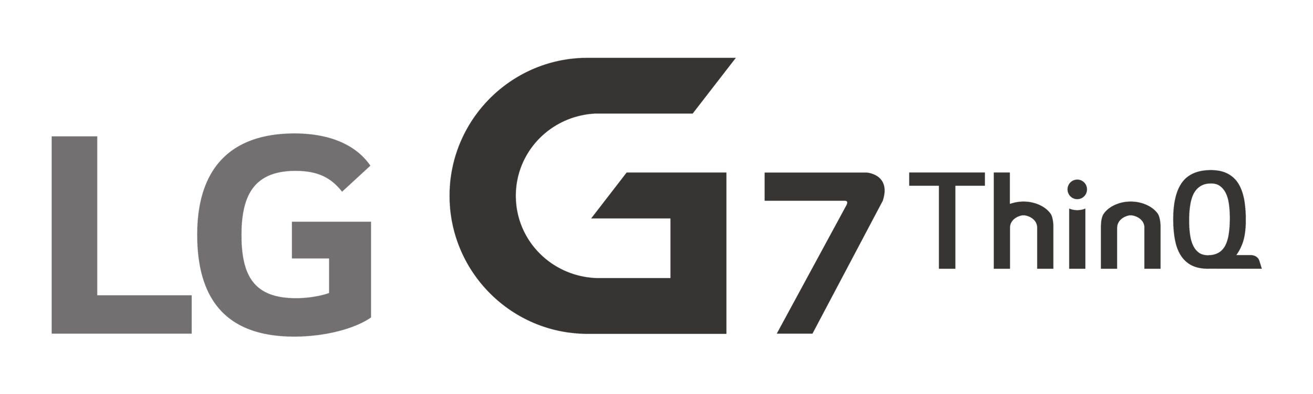 Logo of LG G7 ThinQ