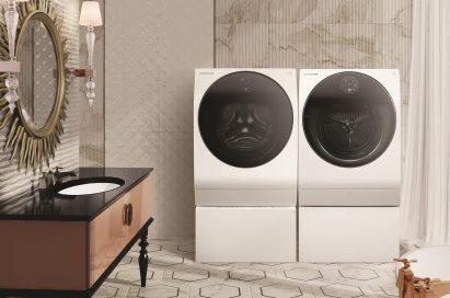 LG SIGNATURE Washing Machine and Dryer are displayed.
