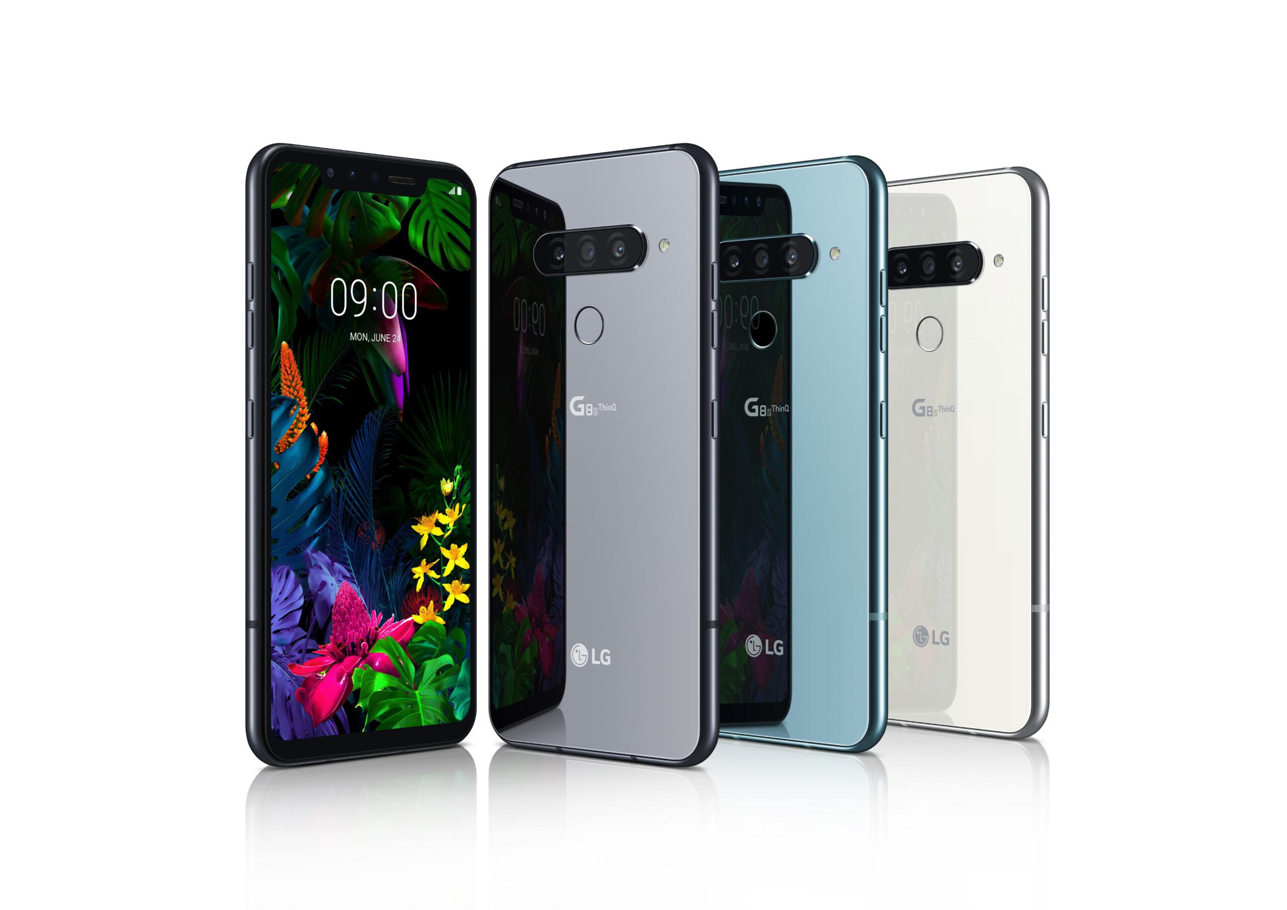 People are looking the LG V50 ThinQ 5G, which will be released in Swisscom retail stores