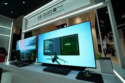 Two LG OLED AI ThinQ gaming TVs showcased in Las Vegas at CES 2020