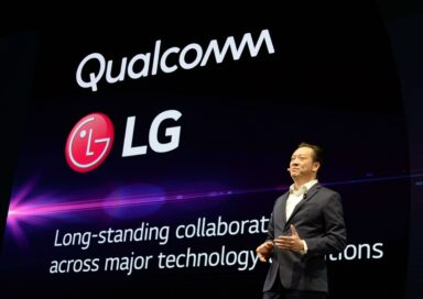 Qualcomm Senior Vice President Jim Tran discusses the partnership with LG for the enhanced 5G technology at LG's CES 2019 Press Conference.