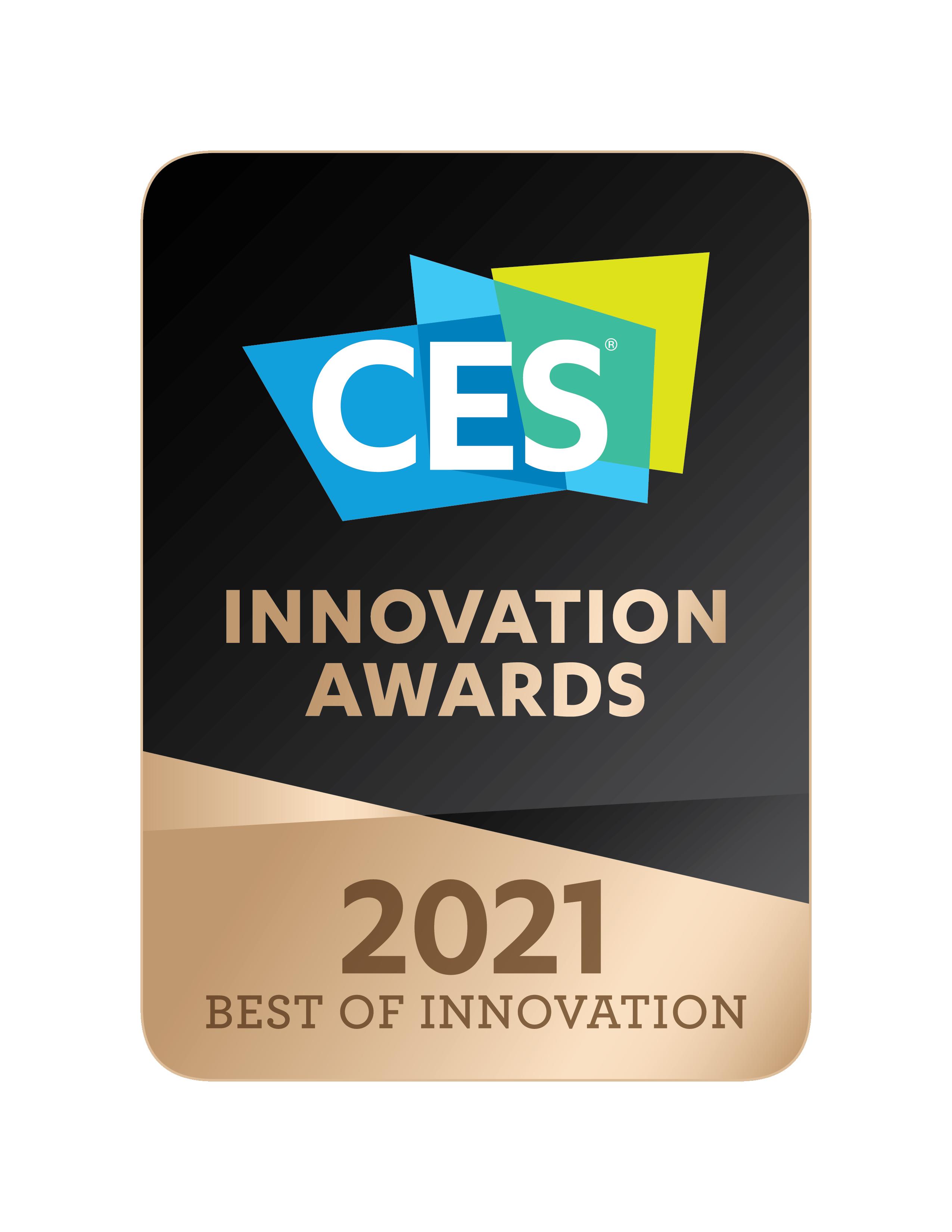 CES 2021 Best of Innovation Awards